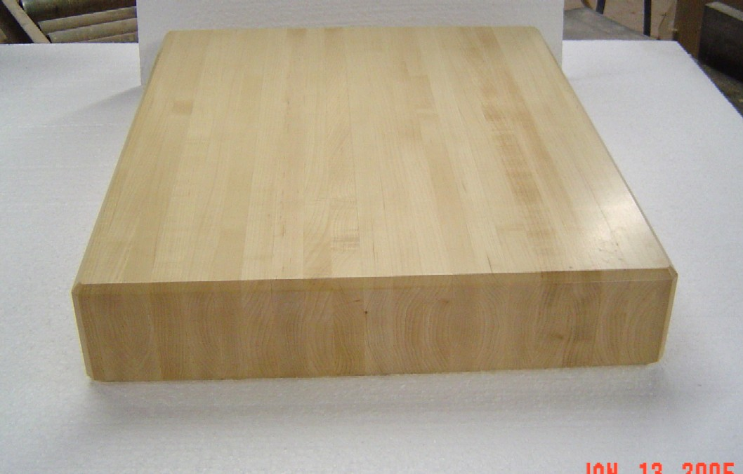 Maple Edge Grain Isolation Platforms