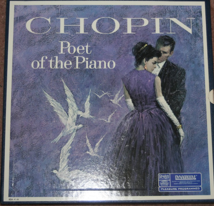 Chopin RCA Dynagroove    $19